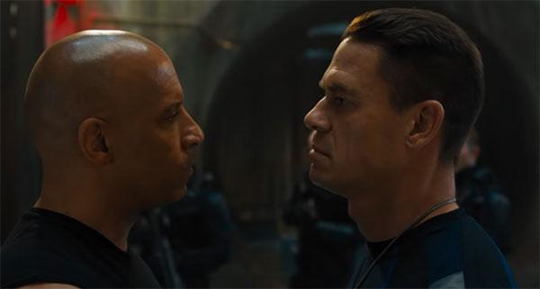 Hình ảnh cut từ trailer phim Fast And Furious 9