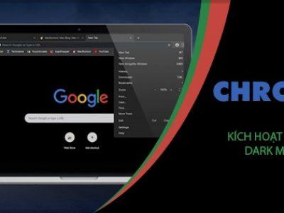 Hướng Dẫn Cách Bật – Tắt Chế Độ Tối Dark Mode Google Chrome