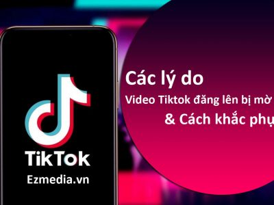 Hướng Dẫn Cách Đăng Tải Video Lên TikTok Không Bị Mờ, Up Chất Lượng Full HD