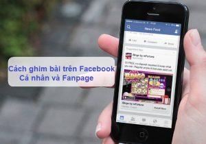 Cách ghim bài viết trang cá nhân Facebook khá dễ, mang lại nhiều tương tác hơn cho bạn