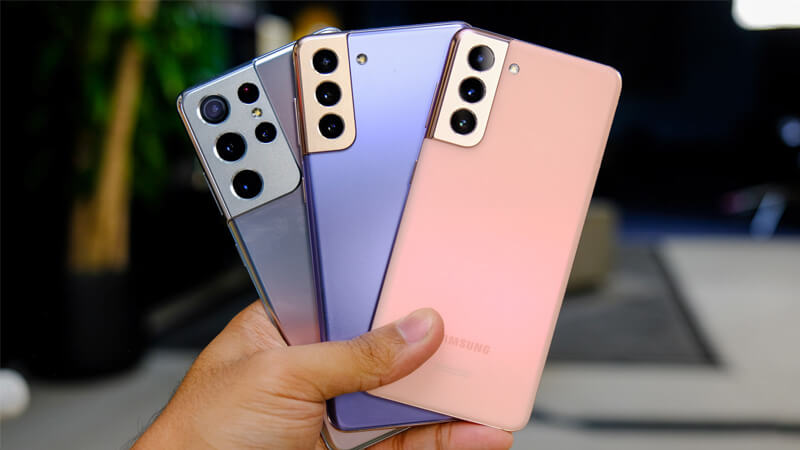 Kiểm tra mặt lưng Samsung có thể xác định được máy chính hãng hay không